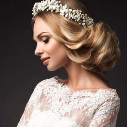 wedding hair liverpool - Bright and Beautful